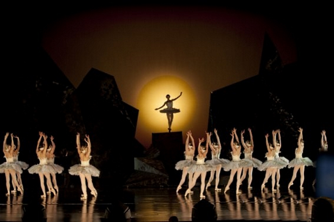 Классический балет. Триумф за секунду до смерти
