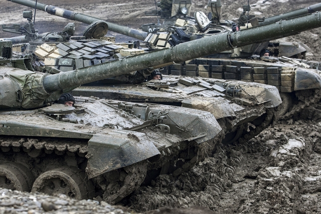 Танк Т-72БМ