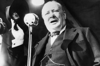 Выступление Черчилля в Фултоне, 1946