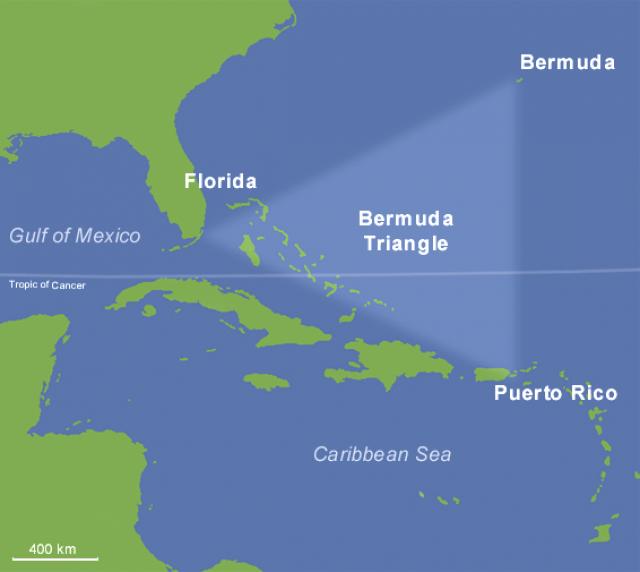 Тайна «Циклопа»: самая крупная жертва Бермудского треугольника