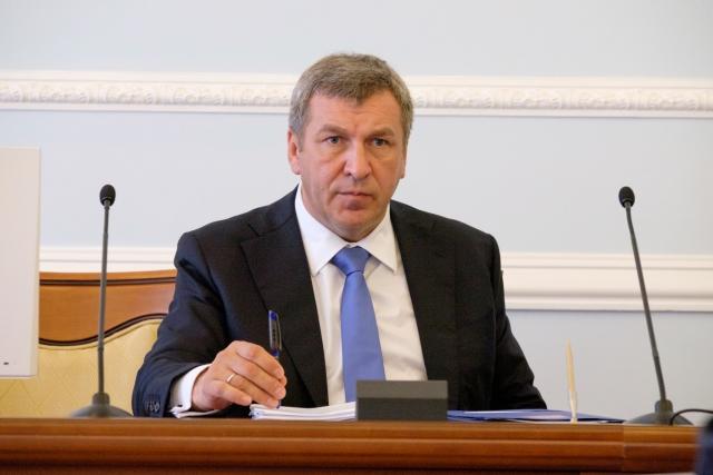Албин опроверг планы на губернаторство в Московской области
