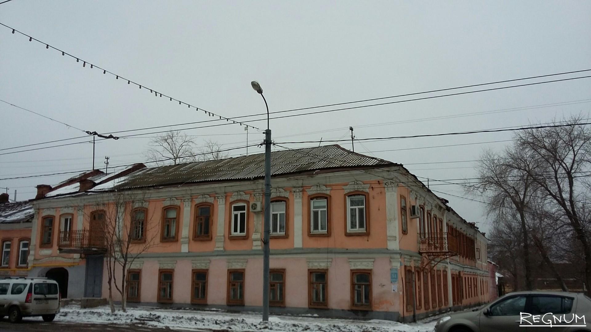 Дом Е.И. Коробковой. Третья четверть XIX в.