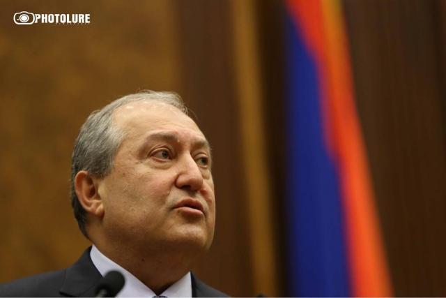 Общественные организации Армении сомневаются в легитимности президента