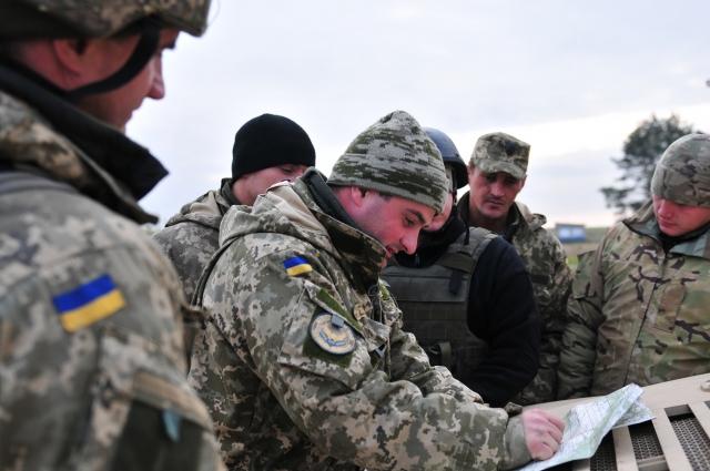 Генштаб ВСУ: В Донбассе скоро начнется новая военная операция