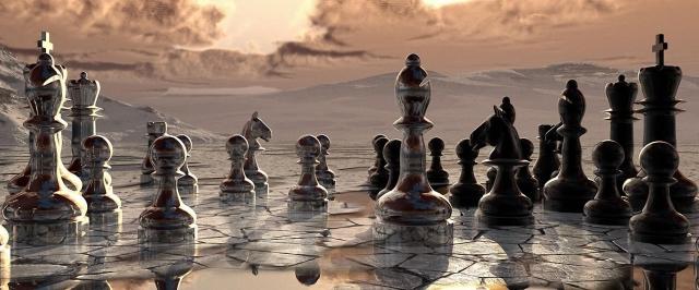 Курильская шахматная партия: после 20 хода Россия в цугцванге?