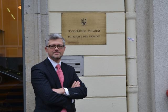 Украинского посла в Германии поставили на место