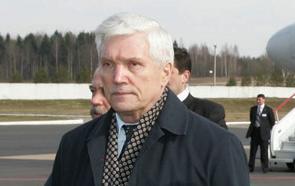 Посол РФ в Минске Александр Суриков