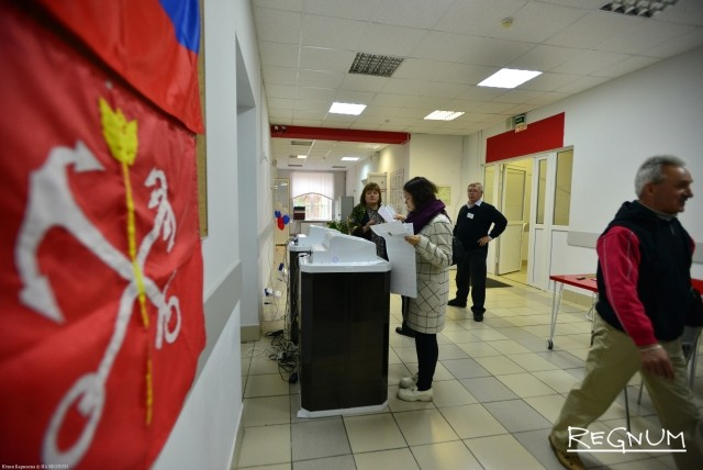 Явка ниже среднего: как голосовал Петербург на выборах президента России