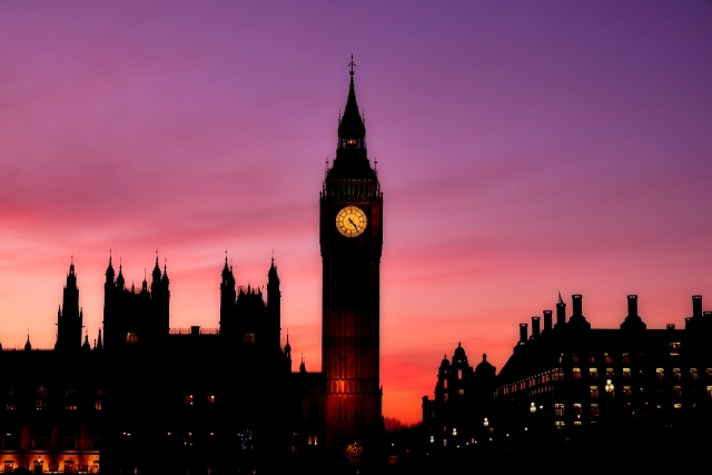 Биг Бен. Лондон. Англия