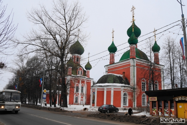 В  Ярославской области готовится к открытию  туркомплекс «Золотое кольцо»