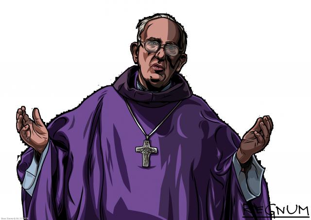 Чего России ждать от Ватикана