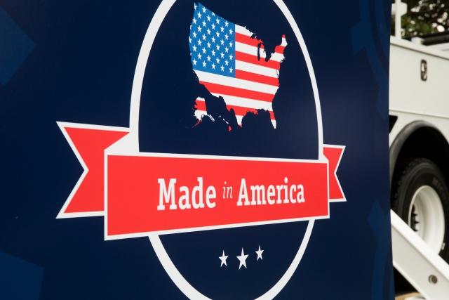 «Сделано в Америке». Логотип