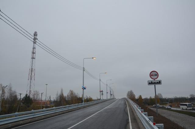 Дорога-прототип КАД-2 в Ленобласти станет федеральной трассой