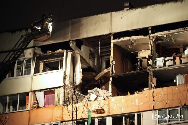 Разрушенные квартиры