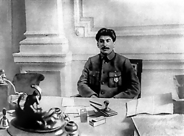 Баку против посла США Эванса и Сталина
