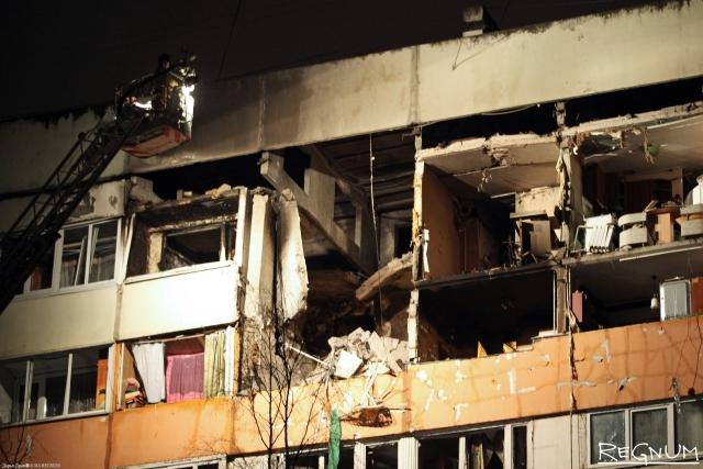 После взрыва Петербург инициирует законопроект о газовых сигнализаторах
