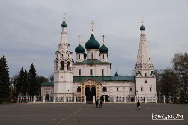 Позолота крестов: куда в Ярославле потратят остатки «московских» денег