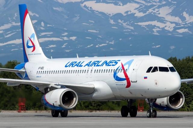 Таджикистан закрыл небо «Уральским авиалиниям»