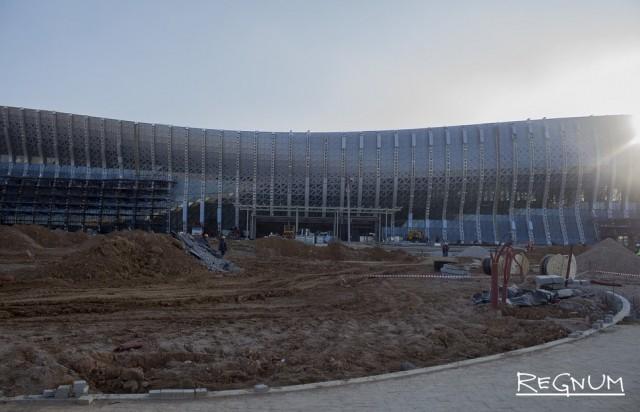 А таким он скоро будет — самым крупным среди региональных аэровокзалов России