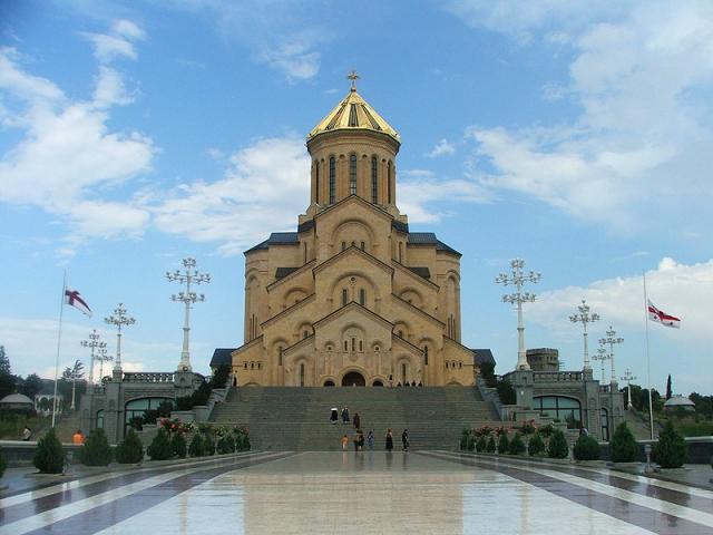 Патриархия Грузии: Борьба против церкви приняла целенаправленный характер
