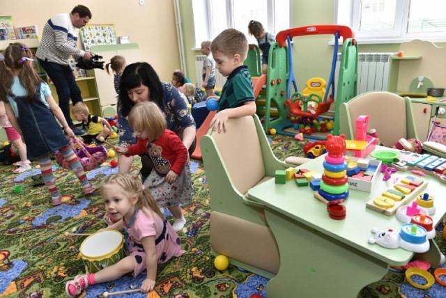 В Ярославле открылись два новых детских сада