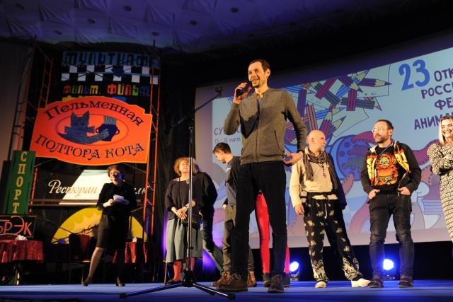 В Суздале стартовал фестиваль анимационного кино