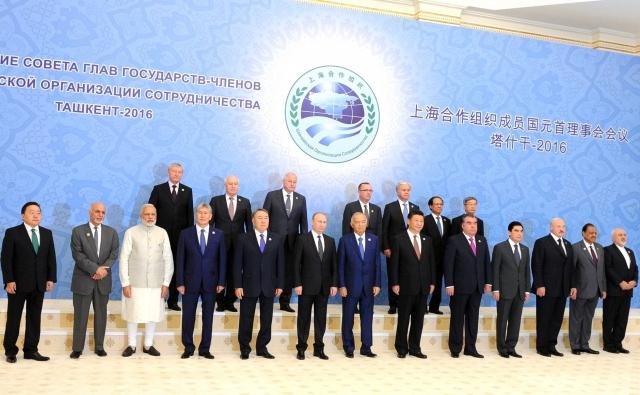 Путин: Саммит ШОС 2020 года пройдёт в Челябинске