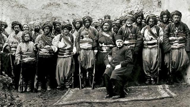 Турецкие башибузуки