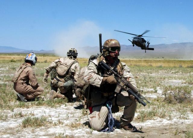 Лавров: Спецназ США, Великобритании и Франции находится в Сирии