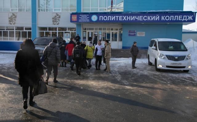 На Сахалине президента РФ выбирают в два раза активнее, чем в 2012 году
