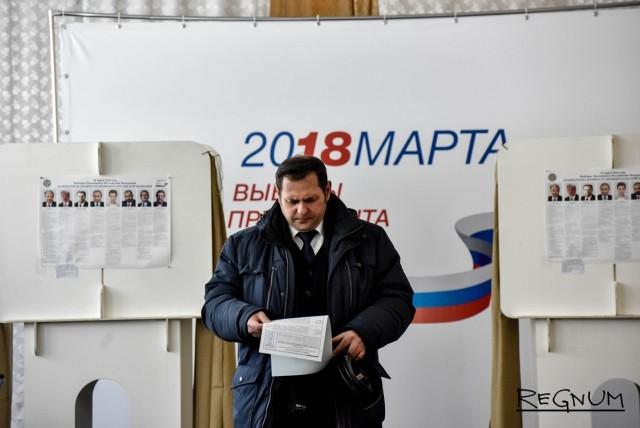 В Москве камерами оборудованы 96% избирательных участков