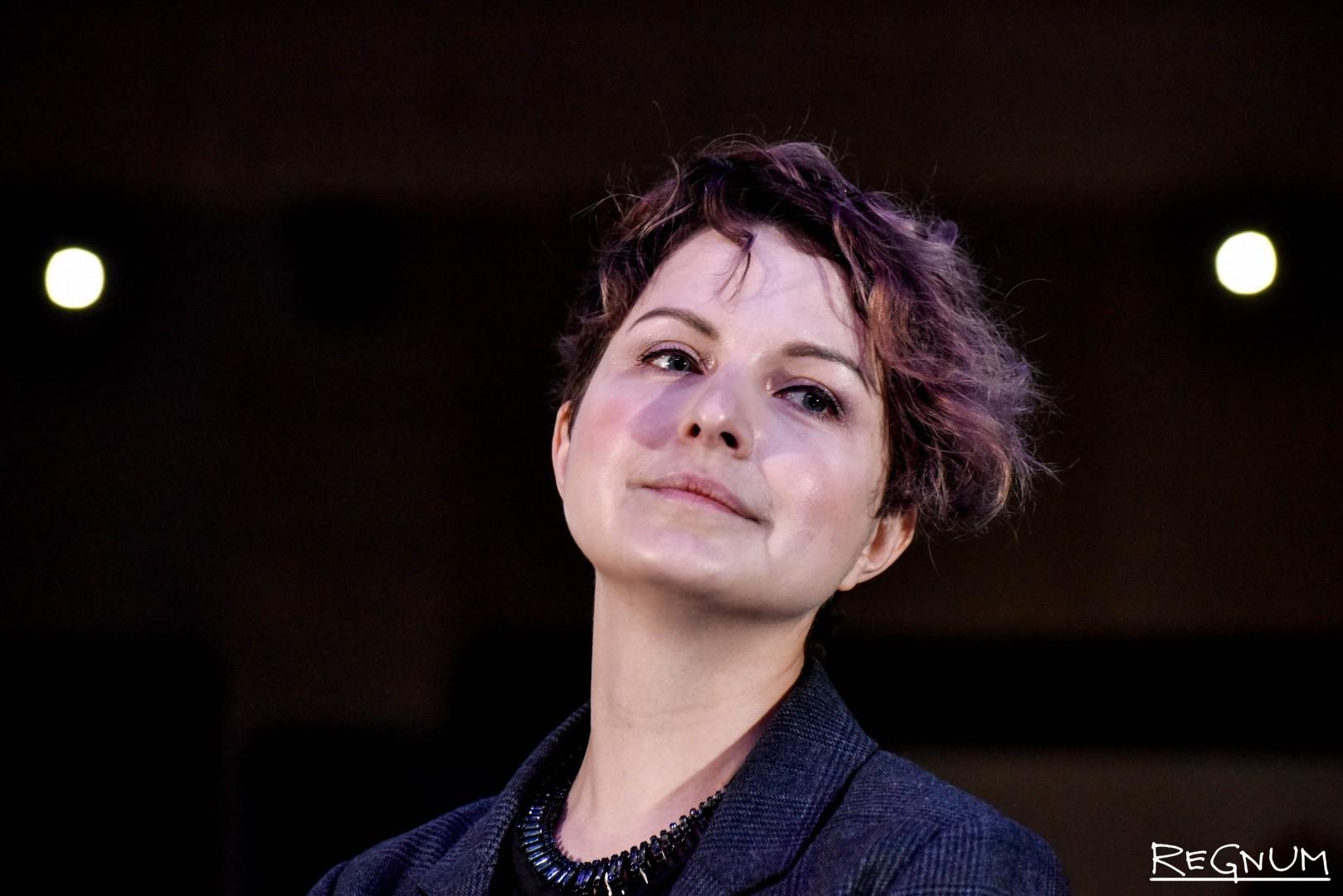 Политолог Анна Фёдорова
