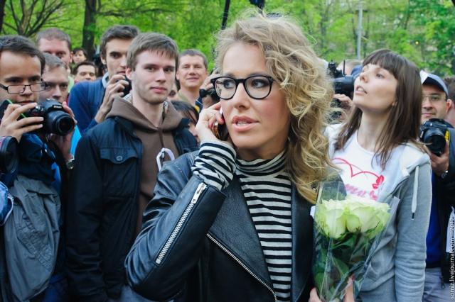 Журналисты «Радио Свобода» подставили Собчак