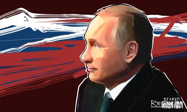 Выборы президента России. Результаты и реакции: трансляция