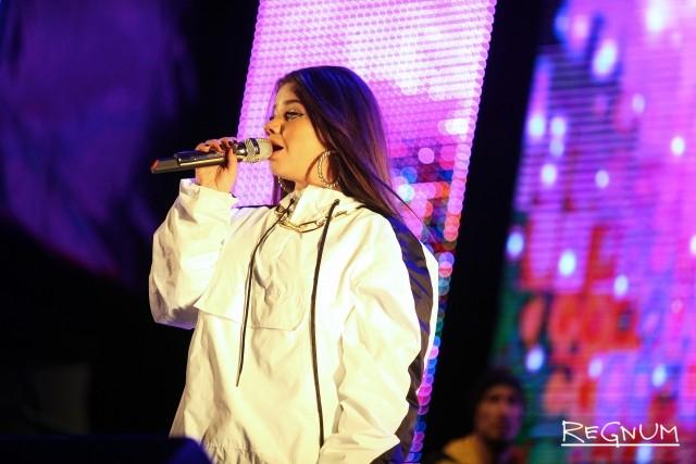 Певица Бьянка