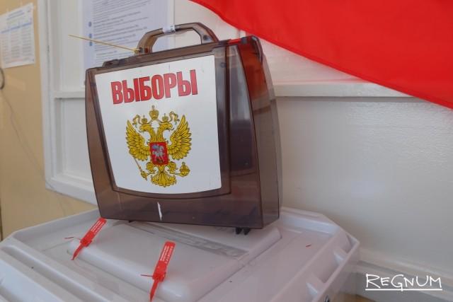 У Путина — 76,65% голосов после обработки 99% бюллетеней
