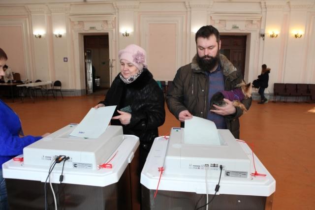В Ярославской области у Путина 72%, у Грудинина — 13