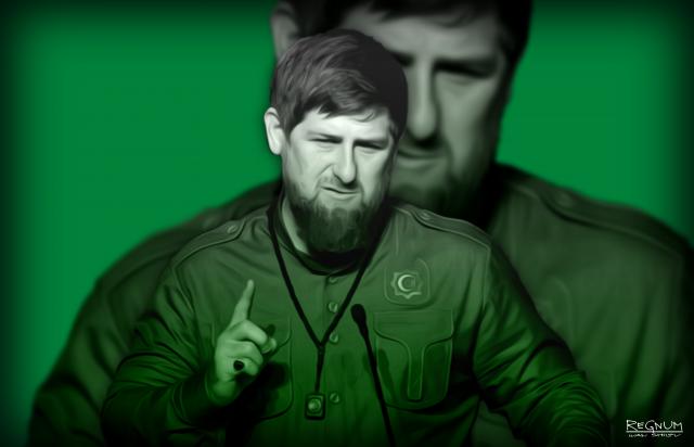 Кадыров поздравил Путина и весь народ с победой на выборах
