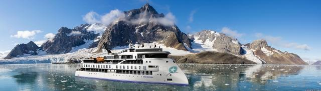 Китай строит первое судно для экспедиций в Арктику