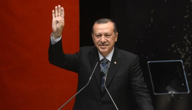 Реджеп Тайип Эрдоган поздравил Владимира Путина с победой на выборах
