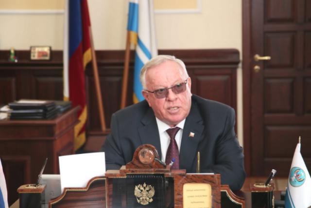 Александр Бердников: в Республике Алтай растёт поддержка президента