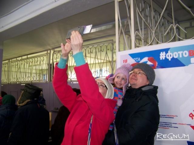 Жители Алтайского края стали охотнее ходить на президентские выборы