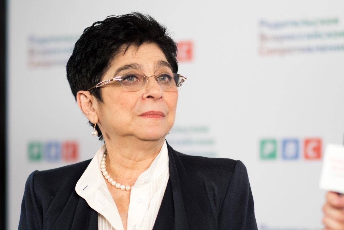 Мария Мамиконян — III Съезд РВС