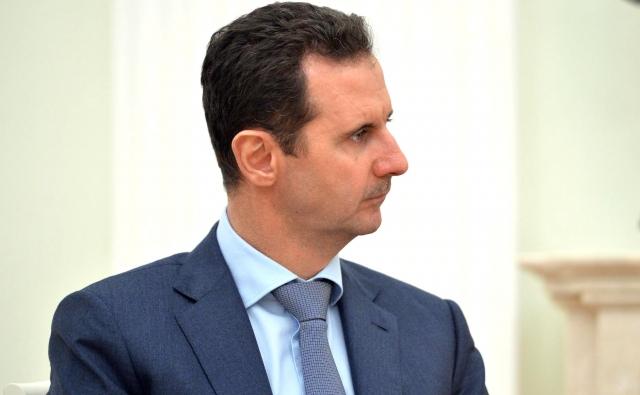 Башар Асад проехал на машине по освобожденным районам Восточной Гуты