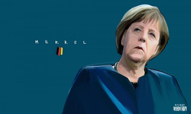 Кремль ответил Меркель по делу Скрипаля