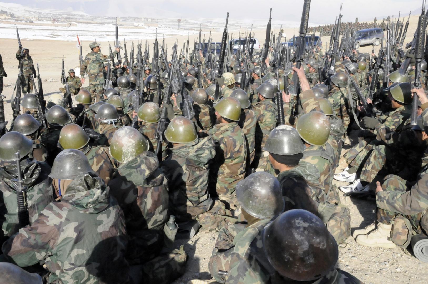 Армия Афганистана