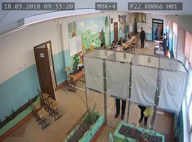 Наблюдатели ОБСЕ не нашли нарушений на выборах в Иркутске
