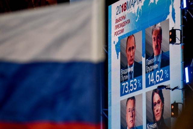 Выборы-2018: Как Путин стал своим для сибиряков