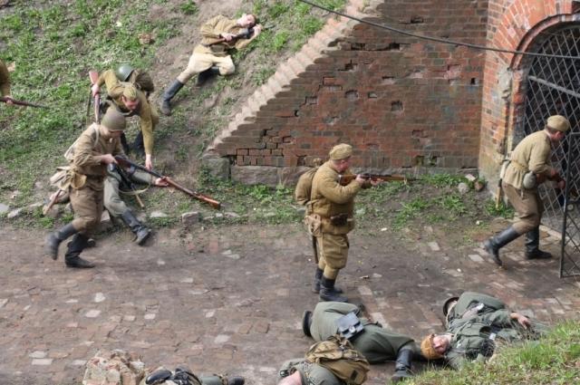 В Калининграде власти срывают реконструкцию штурма Кёнигсберга