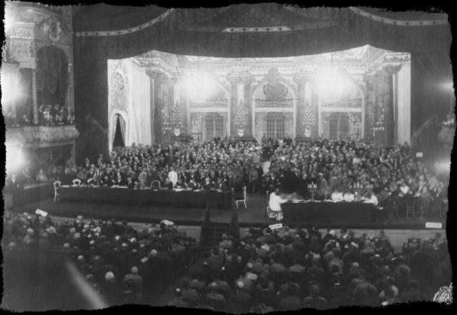 Спасение Большого театра: Ленин и Сталин